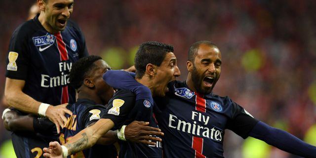 PSG säkrade ny titel – nummer 29 för Zlatan - Omni 1238cd69e5605