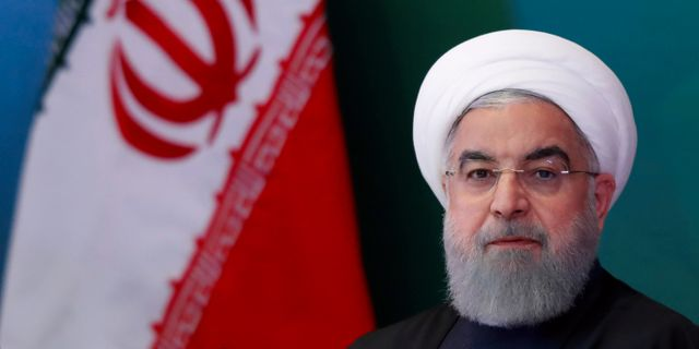 Politisk storm kring irans president