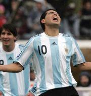 Villas-Boas, arkivbild på Maradona TT
