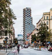 Vasastan i Stockholm – dyrast i Sverige. Arkivbild. Lars Pehrson/SvD/TT / TT NYHETSBYRÅN