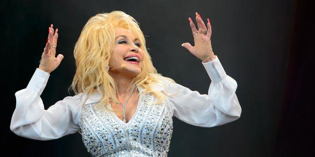 Dolly Parton Jonathan Short / TT NYHETSBYRÅN/ NTB Scanpix