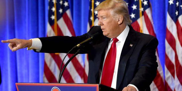 Donald Trump. TIMOTHY A. CLARY / AFP