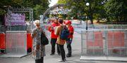 Entré till festivalområdet på fredagen Thomas Johansson/TT / TT NYHETSBYRÅN