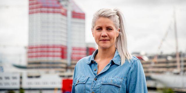 Emma Knyckare på Bananpiren i Göteborg.  Adam Ihse/TT / TT NYHETSBYRÅN