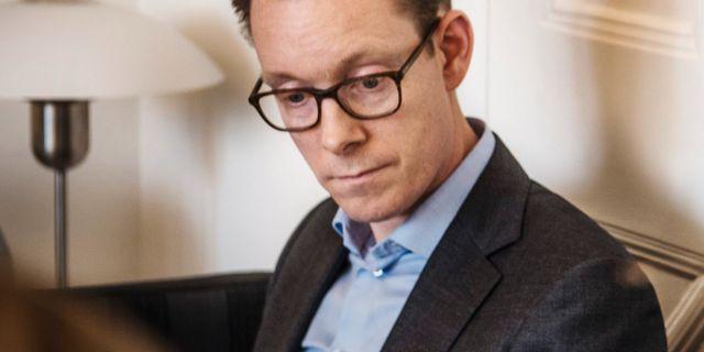 Tobias Billström. Yvonne Åsell / SvD / TT / TT NYHETSBYRÅN