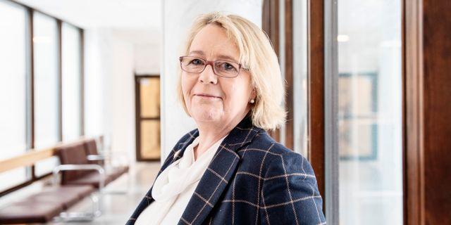 Irene Svenonius Emma-Sofia Olsson/SvD/TT / TT NYHETSBYRÅN