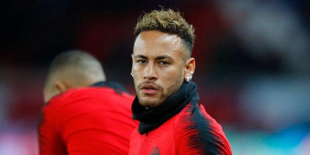 Neymar. Arkivbild. Francois Mori / TT NYHETSBYRÅN