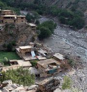 En dal i Nuristan-provinsen. Ubidullah Abid / TT NYHETSBYRÅN