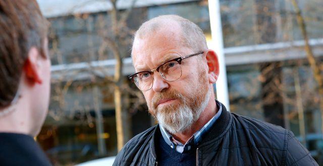 Johan Lindholm. Christine Olsson/TT / TT NYHETSBYRÅN