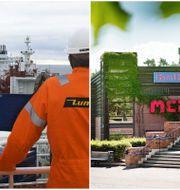 Råvaruföretaget Lundin Petroleum och läkemedelsföretaget Meda har gått bra på Stockholmsbörsen. Arkivbild. TT