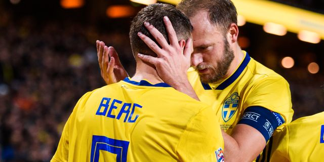 Berg och Granqvist.  DENNIS YLIKANGAS / BILDBYR N