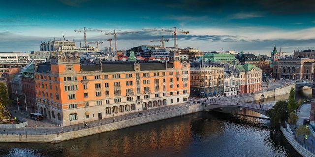 Rosenbad. Arkivbild. Jonas Ekströmer/TT / TT NYHETSBYRÅN