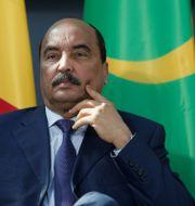 Mohamed Ould Abdel Aziz GEOFFROY VAN DER HASSELT / AFP