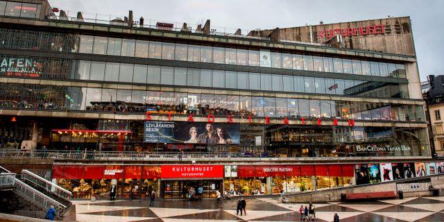 Kulturhuset Stadsteatern i Stockholm. Marcus Ericsson/TT / TT NYHETSBYRÅN