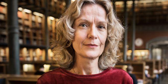 Åsa Wikforss. Arkivbild. Malin Hoelstad/SvD/TT / TT NYHETSBYRÅN