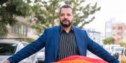 Mounir Baatour. Hassene Dridi / TT NYHETSBYRÅN/ NTB Scanpix