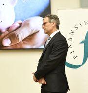 Arkivbild: FI-chefen Erik Thedéen.  Henrik Montgomery/TT / TT NYHETSBYRÅN