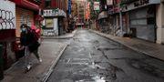 Chinatown på Manhattan, New York.  Mark Lennihan / TT NYHETSBYRÅN