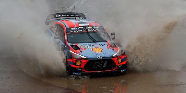 Rally Sweden, andra deltävlingen i rally-VM 2020 Micke Fransson/TT / TT NYHETSBYRÅN