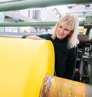 Arkivbild. Lessebo pappersbruk. Johan Nilsson/TT / TT NYHETSBYRÅN