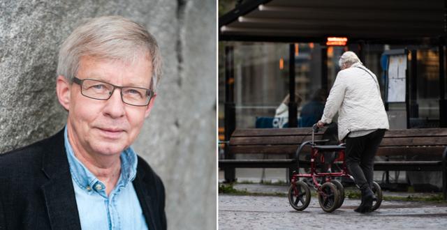 Torbjörn Tännsjö / Illustrationsbild Eva Dalin/Stockholms universitet / TT