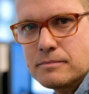 Nordnets sparekonom Joakim Bornold. Lars Schröder/TT / TT NYHETSBYRÅN