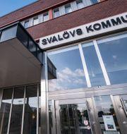 Svalövs kommunhus Johan Nilsson/TT / TT NYHETSBYRÅN
