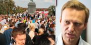Aleksej Navalnyj.  Alexander Zemlianichenko