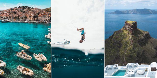 Vill du till Medelhavet är det dags att slå till – vid midsommar vänder priserna uppåt. Vince Rvd/Oliver Sjöström/ Valdemaras D/Pexels