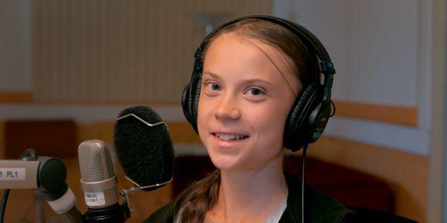 Greta Thunberg. Mattias Osterlund / TT NYHETSBYRÅN