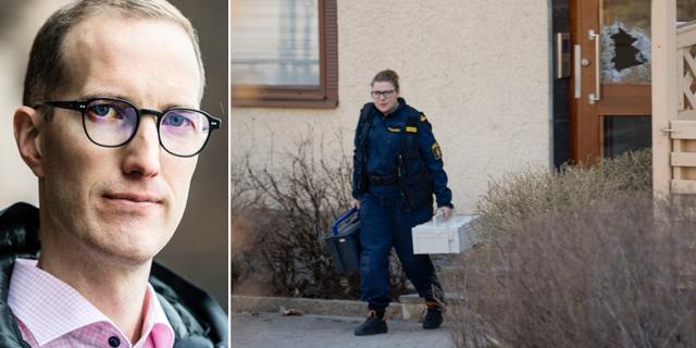 Stockholms socialborgarråd Jan Jönsson (L). TT