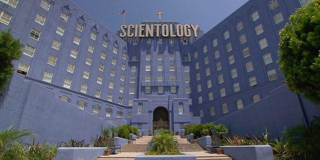 Scientologikyrkan lanserar sitt eget tv-nätverk.  Sam Painter / TT / NTB Scanpix