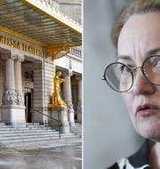 Kungliga Dramatiska teatern och Ulrika Årehed Kågström. TT