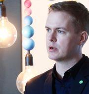 Gustav Fridolin.  Jeppe Gustafsson/TT / TT NYHETSBYRÅN
