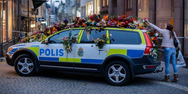 Polisens insats far skarp kritik