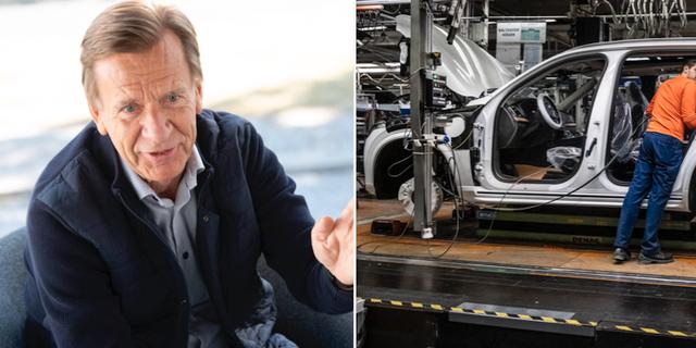 Volvo cars vd Håkan Samuelsson  TT