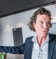 Klöverns vd Rutger Arnhult Tomas Oneborg/SvD/TT / TT NYHETSBYRÅN