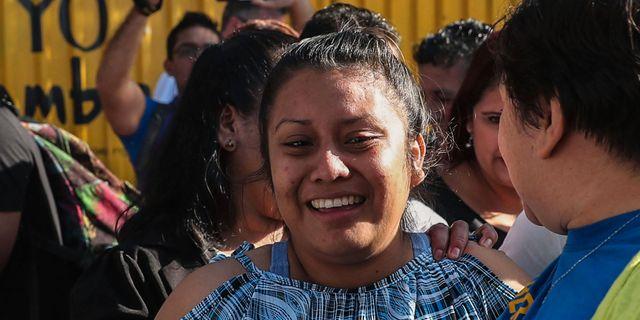 Evelyn Hernàndez MARVIN RECINOS / AFP