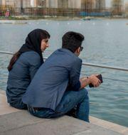 Illustrationsbild från Irans huvudstad.  Jonas Gratzer/TT / TT NYHETSBYRÅN