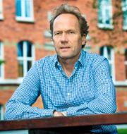Tom Britton, professor i matematik vid Stockholms universitet.  Claudio Bresciani/TT / TT NYHETSBYRÅN
