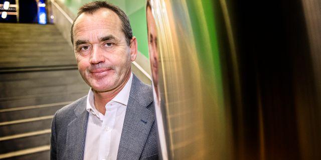 Ian Lundin. Arkivbild. Tomas Oneborg / SvD / TT / TT NYHETSBYRÅN