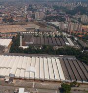 Fords fabrik i Bernardo do Campo i Brasilien.  Andre Penner / TT NYHETSBYRÅN