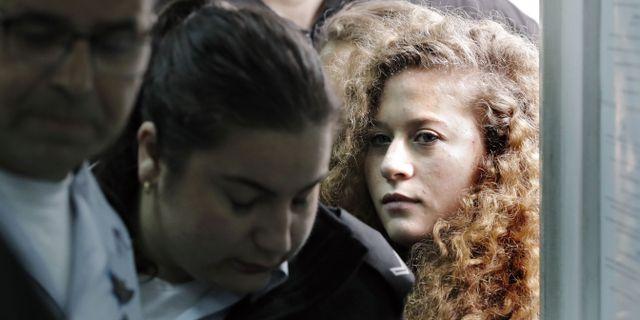 500 palestinier friges av israel