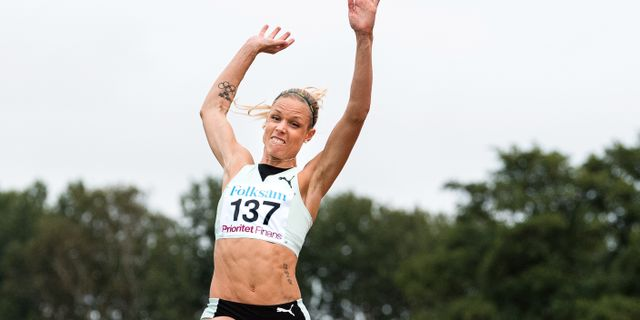 Erika Kinsey  KRISTER ANDERSSON / BILDBYRÅN