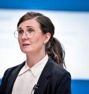Märta Stenevi, jämställdhets- och bostadsminister Jessica Gow/TT / TT NYHETSBYRÅN