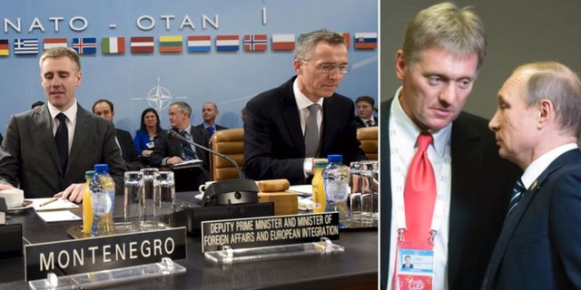 Montenegros hopp att stoppa sverige
