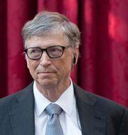 Bill och Melinda Gates.  Kamil Zihnioglu / TT NYHETSBYRÅN