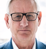 Carl Bildt/Sörjande i Beirut/Ilan Ben-Dov TT