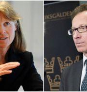 Yvonne Gustafsson. Hans Lindblad. Arkivbilder. TT