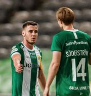 Både Hammarby och Malmö van enkelt Bildbyrån